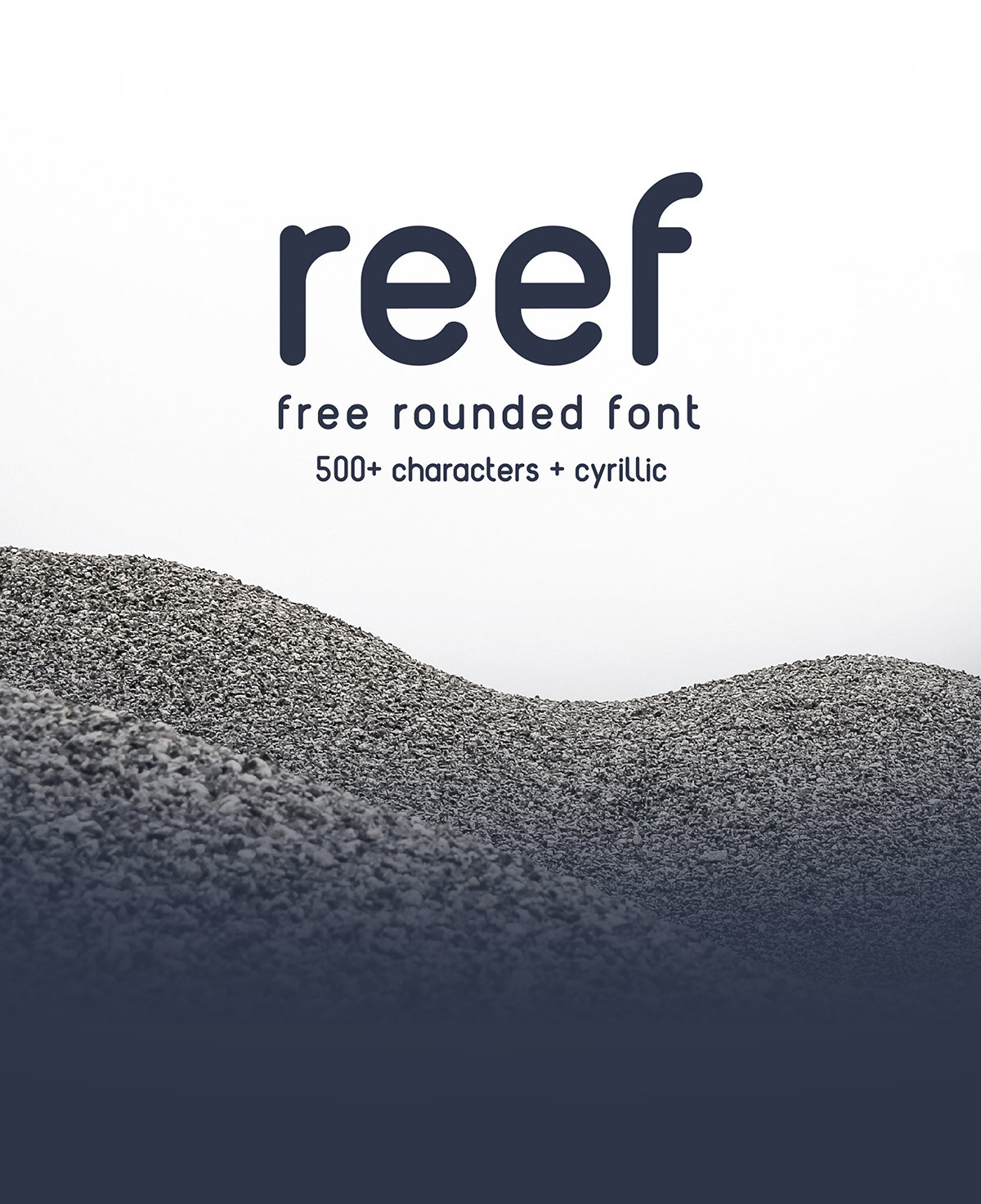 download reef rounded free font