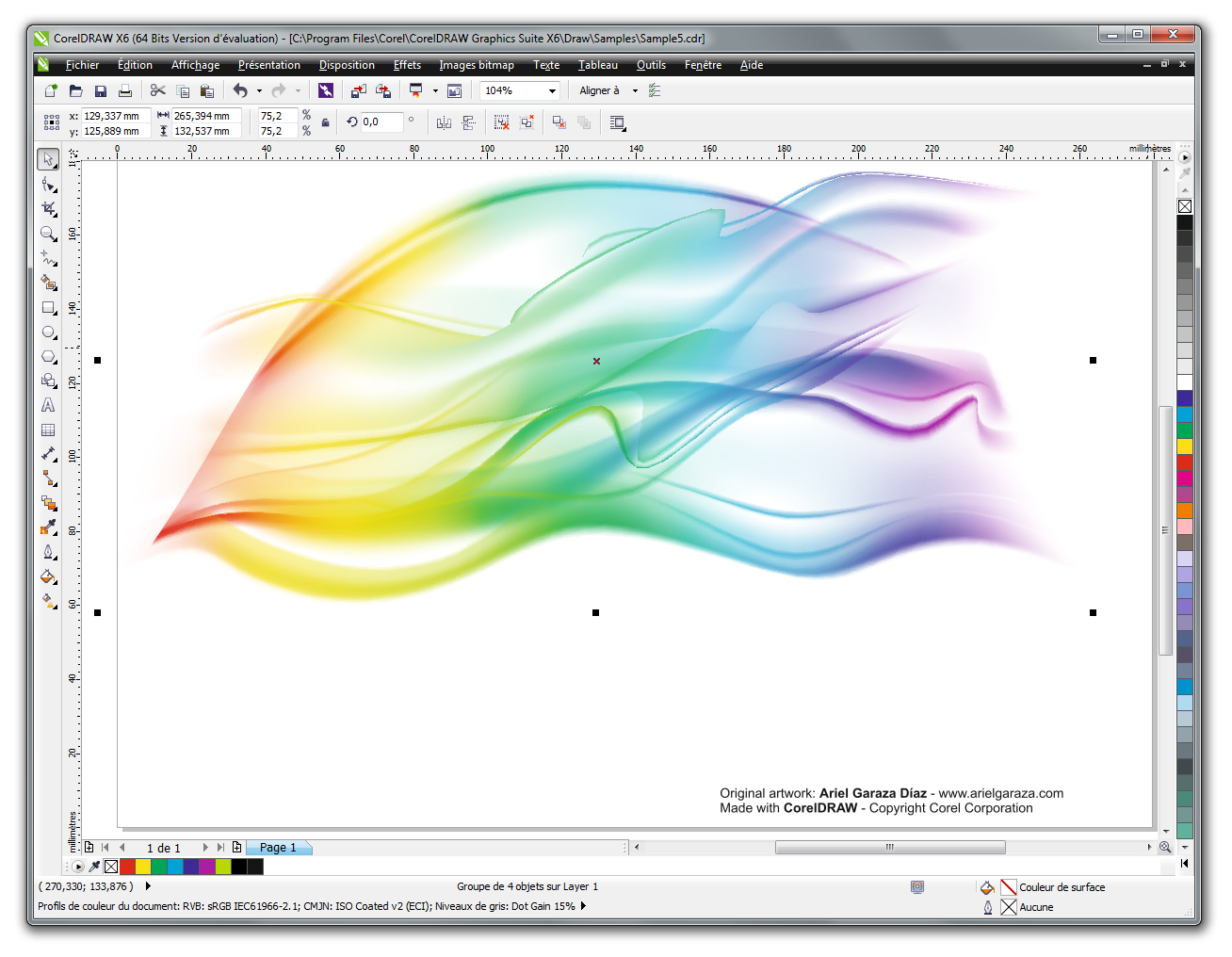 Corel DRAW Graphics Suite X6 Download Free - hitsfreesofts