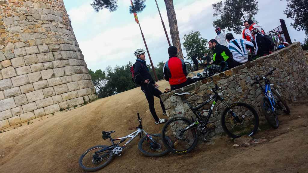 Lo mejor de la Roca del Vallès en btt