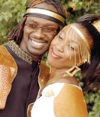 Nameless kenya wedding