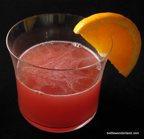 Mexican Madras Drink