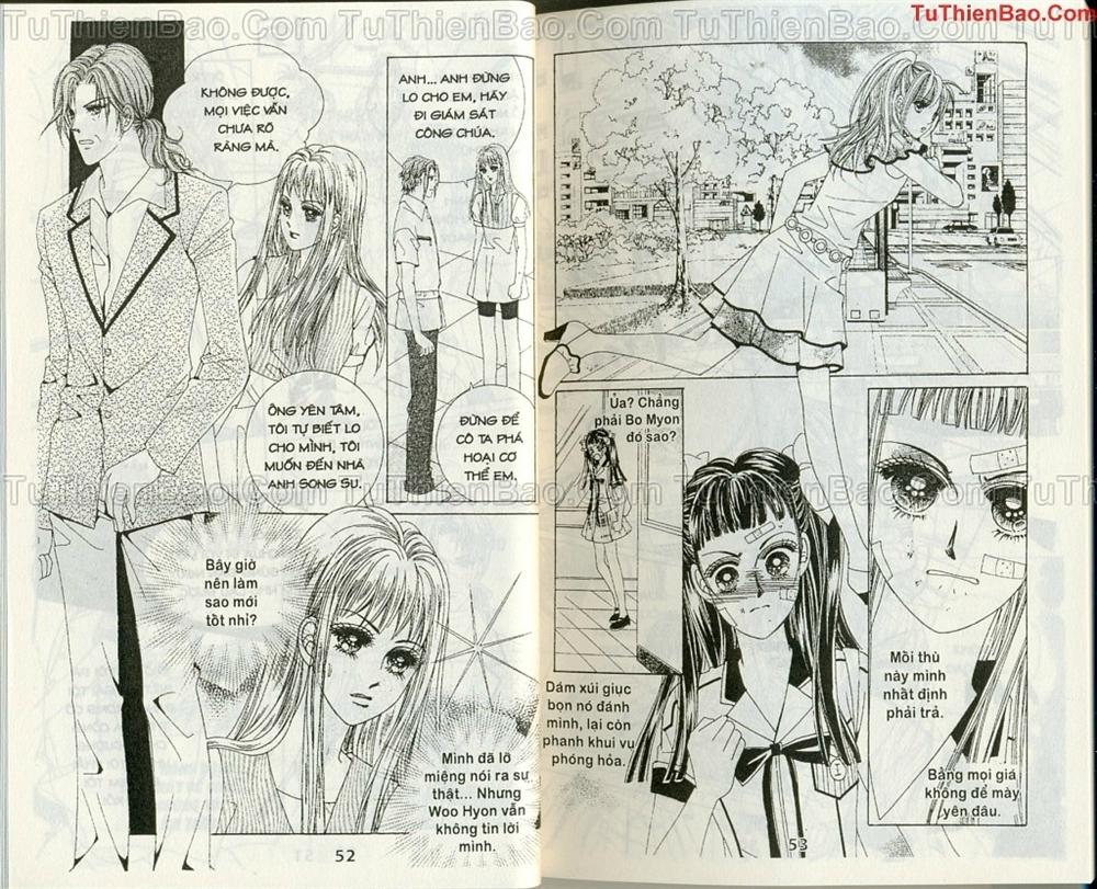 Ma cà rồng hộ mệnh Chapter 10 - Trang 25