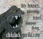ClickClack Gorilla