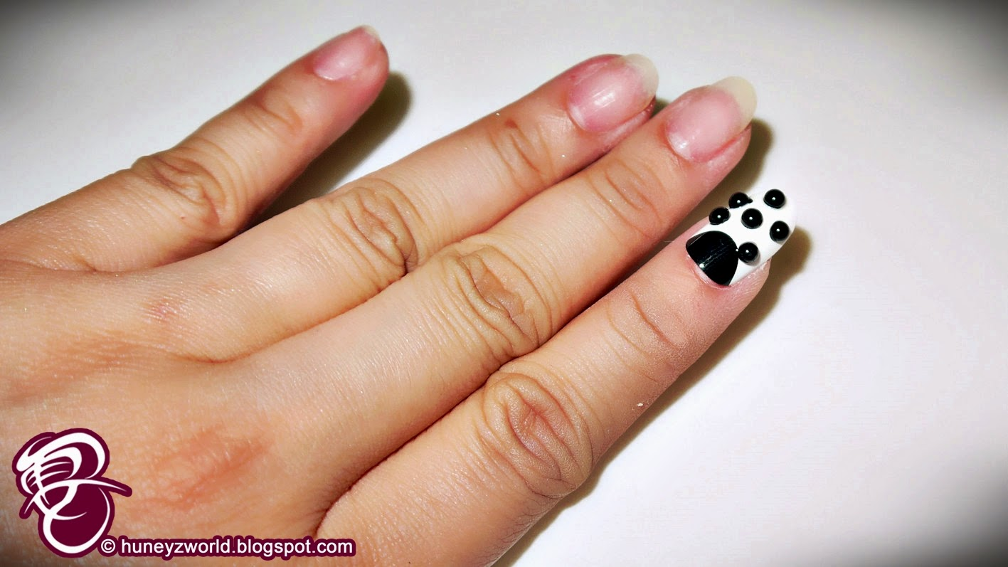 Tried & Tested] \'Polka-Dot It\' Nails With House Of Holland Nailed By ...