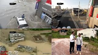 CQC Tsunami Japão e Região Serrana do RJ