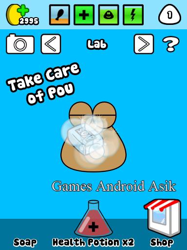 Games Android Pou Terbaru Asik - 2