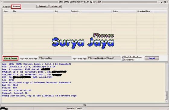 Ufs firmware update file download