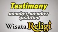 SUASANA REWARD UMROH GRATIS I-GIST