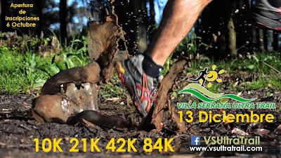 Villa Serrana Ultra Trail (10k 21k 42k 84k - Lavalleja, 13/dic/2014)