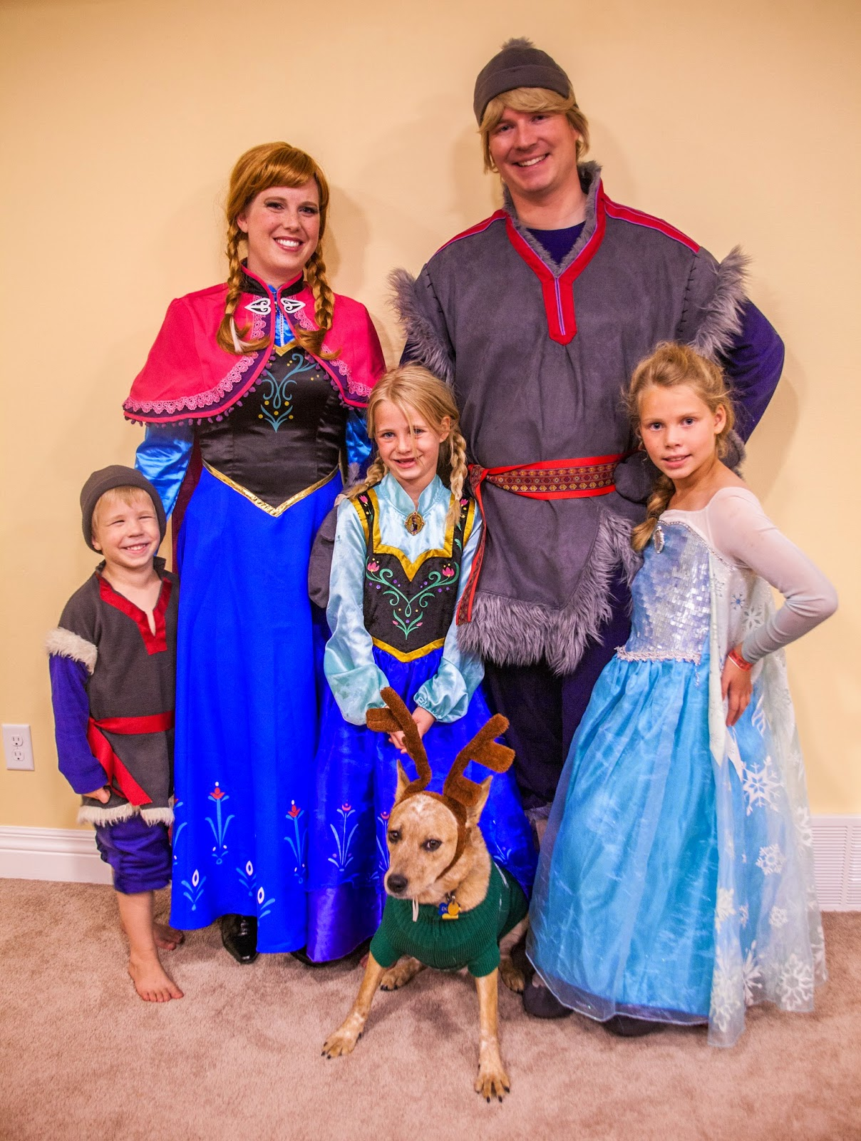 My Musings: Family Halloween Party