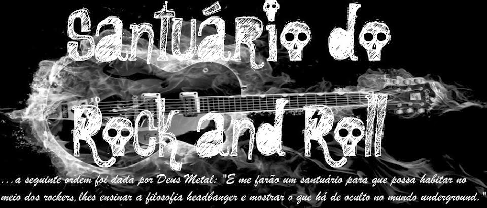 O Santuário do Rock and Roll