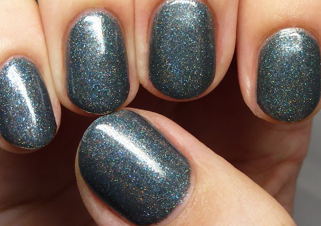 Ever After Polish Blue Steel