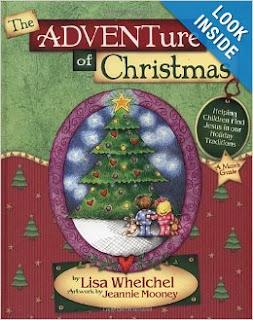 http://www.amazon.com/Adventure-Christmas-Helping-Children-Traditions/dp/1590520890/ref=sr_1_1?s=books&ie=UTF8&qid=1386817799&sr=1-1&keywords=adventure+of+christmas