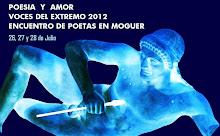 """""""Poesía y amor"""" Voces del extremo 2012"""