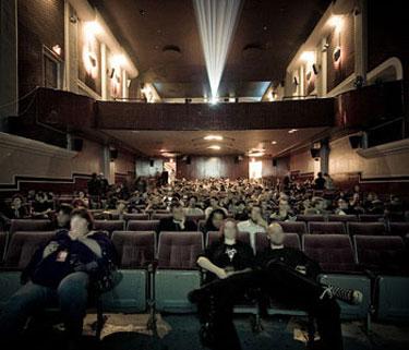 Movie theatres tornto