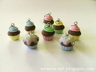 Fimo Cupcakes 13     wesens-art.blogspot.com