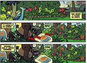 juegos de plants vs zombies primer comic