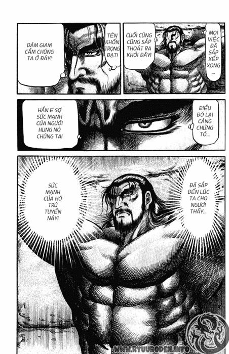 Chú Bé Rồng - Ryuuroden chap 97 - Trang 46