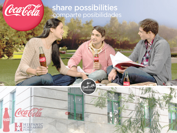 hispanic coca cola scholarship grants contest