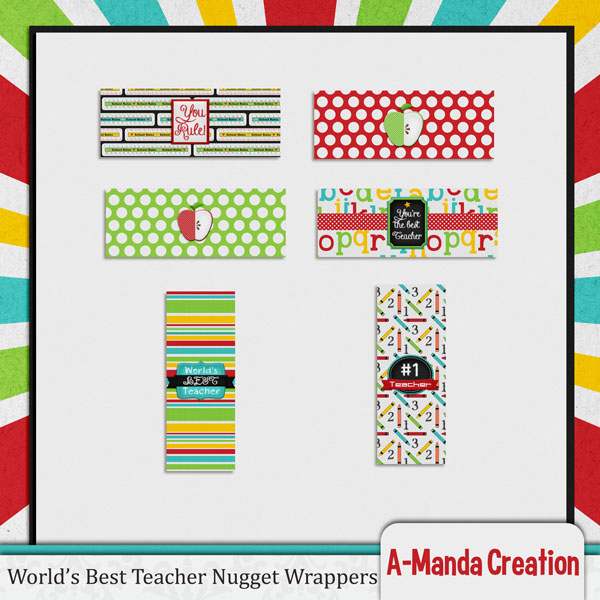 Nugget Gift Ideas Apparel: A-Manda Creation: Teacher Appreciation Printable Gift Ideas
