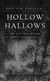 Carlos J.Eguren autor de Hollows Hallows