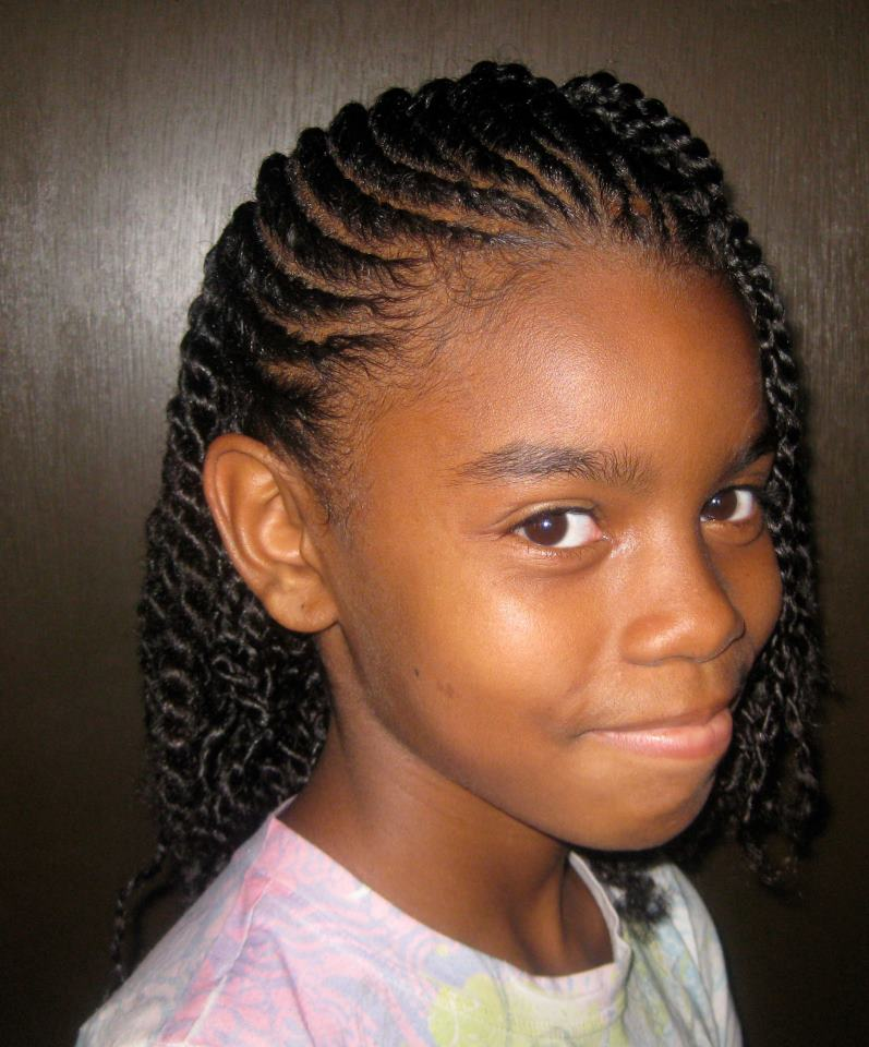 by admin February 3, 2012 Kids natural hairstyles