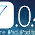Download iOS 7.0.4 IPSW Firmware for iPad, iPhone & iPod via Direct Links