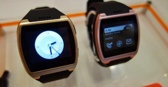 Microsoft sắp gia nhập thị trường smartwatch?