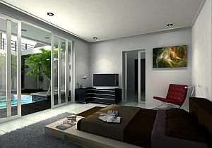 Decoración Habitación Principal, parte 1