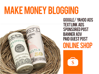 Money Blogging, Blogger, Money , online business, presentation