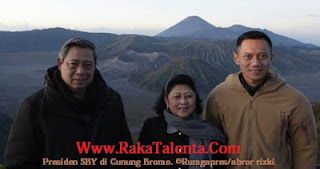 SBY Dan Keluarga