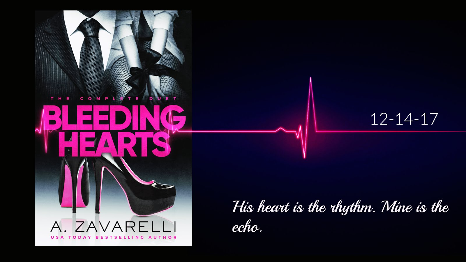 Bleeding Hearts Release Blitz