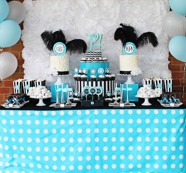 14th birthday party ideas for girls in february