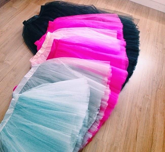 Carrie Tutu Skirt, Tutu Skirt, Tulle Skirt, Bon Bon Boutique, fuchsia pink, fuchsia