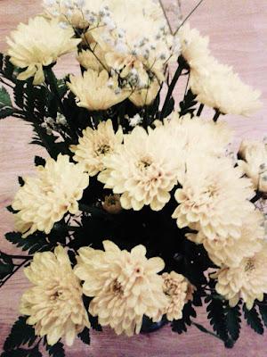 birthday, flowers