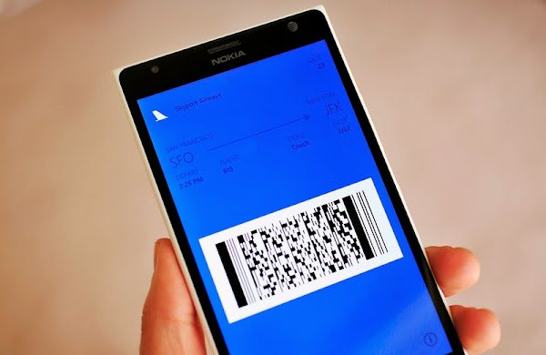 Apple Passbook passes now working with Windows Phone 8.1