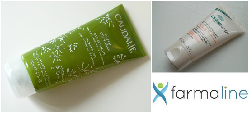 Review: Nuxe & Caudalie Shower Gels