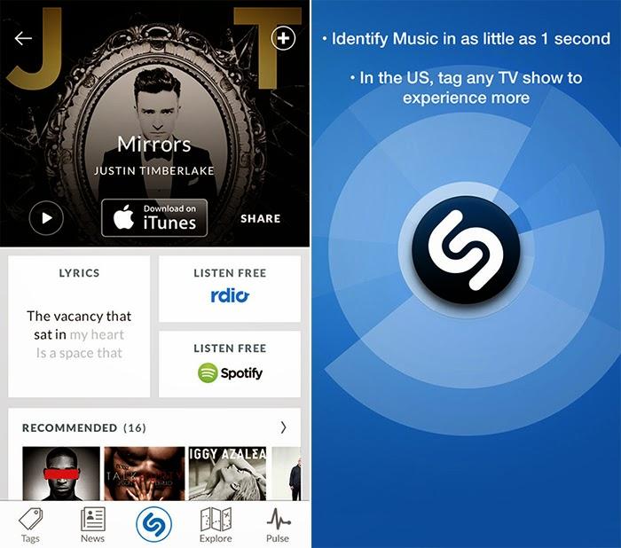 Apple, iOS, Music, Shazam Siri, iOS 8
