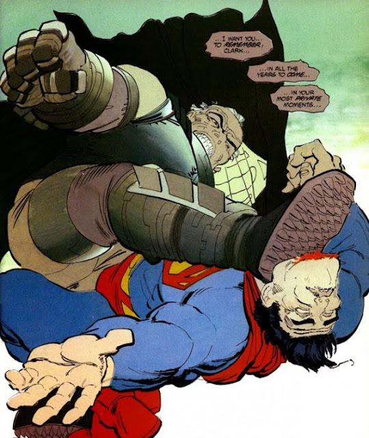 As cinco maiores batalhas do Batman 18