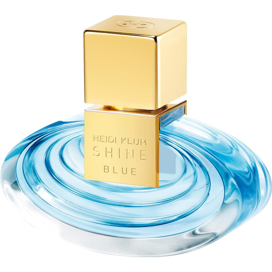HEIDI KLUM SHINE BLUE - NEW FRAGRANCE