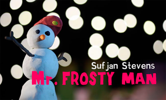 Sufjan Stevens - Mr. Frosty Man