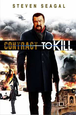 Contract To Kill 2018 Hindi Dubbed 300MB ENG BluRay 480p