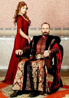 Suleyman Magnificul - sub domnia iubirii