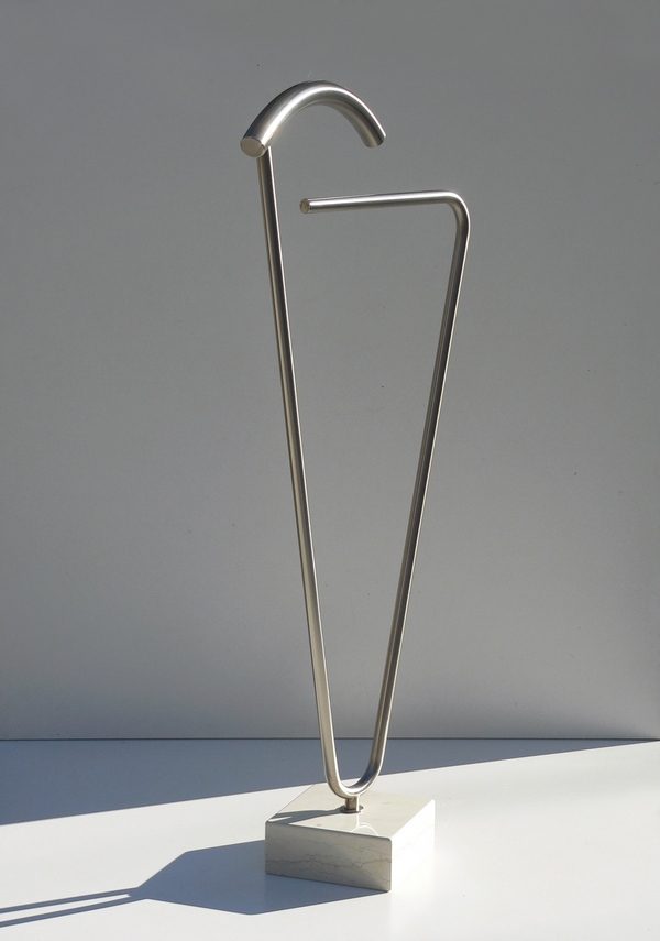 Design contemporaneo italiano caress 1 servo muto - Servo muto design ...