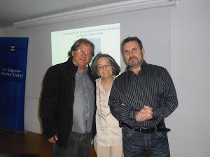 Presentación de libro en Biblioteca Sagrera.
