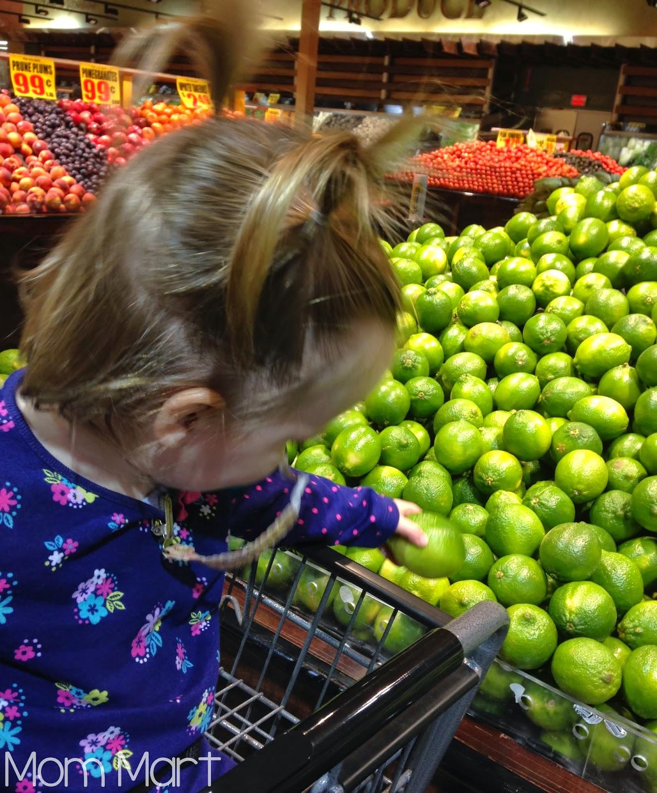 Grocery shopping at #Cermack #VivaLaMorena