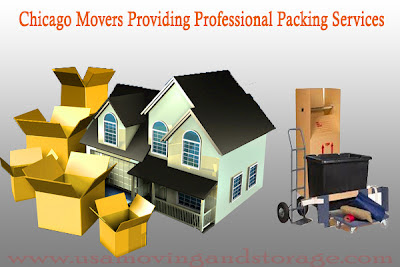 Chicago movers professional packing services