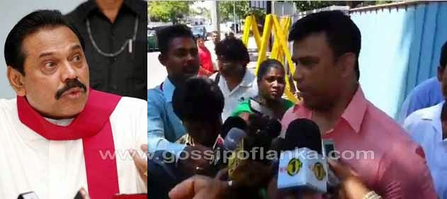 Ranjan Ramanayake Files Complaint Against Mahinda Rajapaksa At Bribery Commission