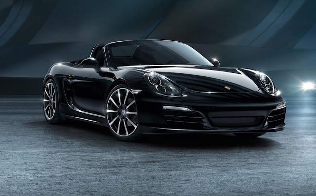 Porsche Boxster Black Edtion