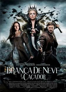Download Branca de Neve e o Caçador RMVB Dublado + AVI Dual Áudio + Torrent